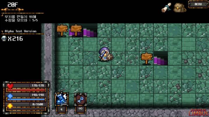 Trucchi Dungeon Limbus: