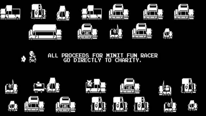 Cheats Minit Fun Racer: