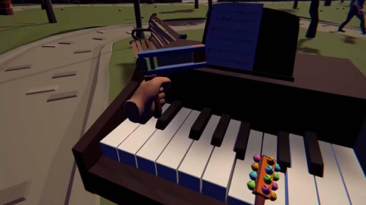 Trucchi Playground VR: