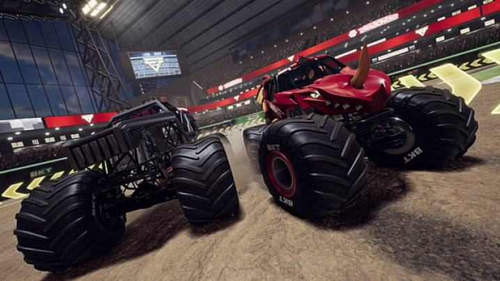 читы Monster Jam Steel Titans 2: