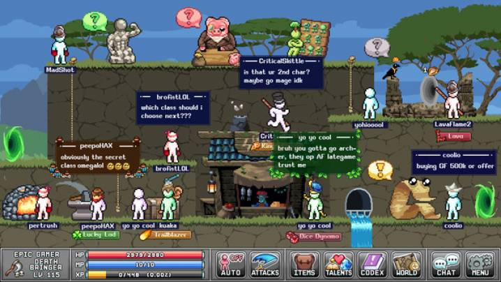 Trucchi Legends of IdleOn - Idle MMO:
