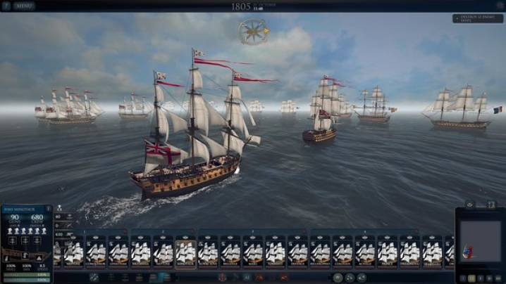 Trucchi Ultimate Admiral: Age of Sail:
