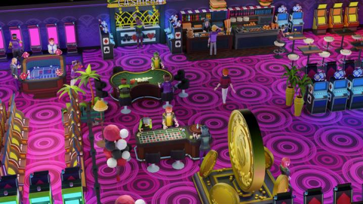 Trucos Grand Casino Tycoon: