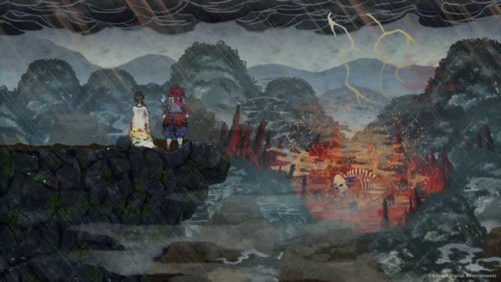 Trucchi GetsuFumaDen Undying Moon: