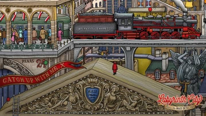 Trucchi Labyrinth City: Pierre the Maze Detective: