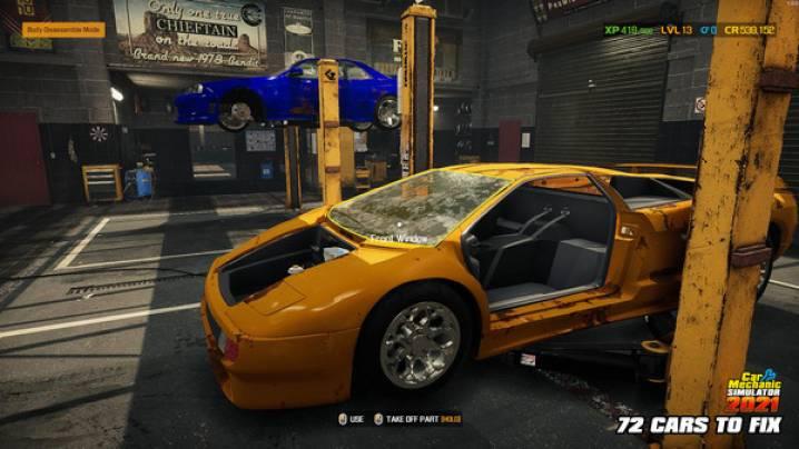 Cheats Car Mechanic Simulator 2021: