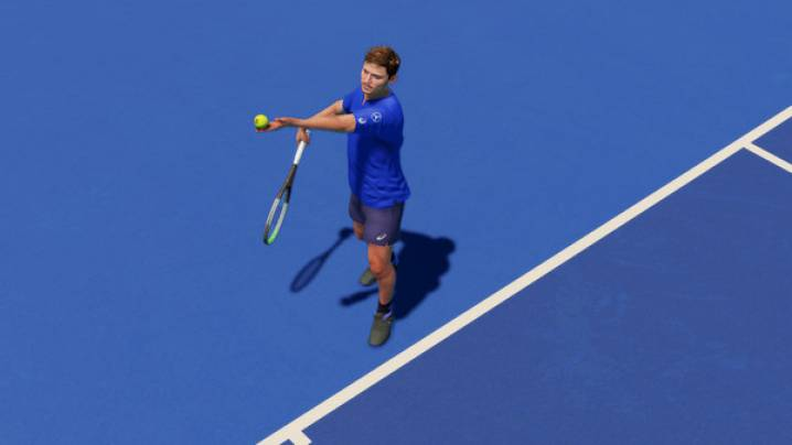 Trucchi AO Tennis 2: