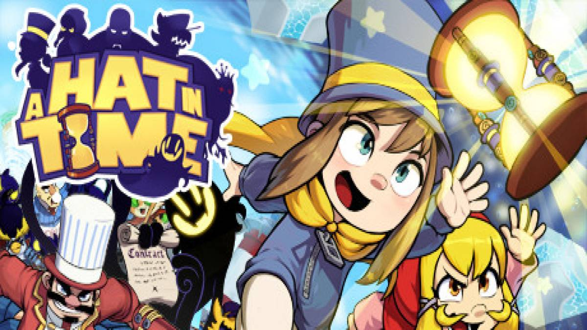A Hat in Time: Читы игры