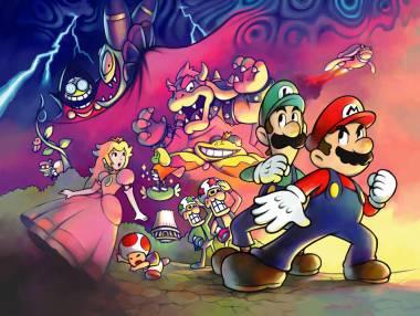 Mario & Luigi Superstar Saga + Bowser's Minions: Trama del Gioco