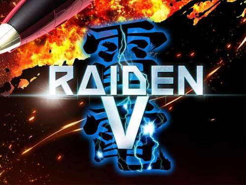 Raiden V: Trama del Gioco