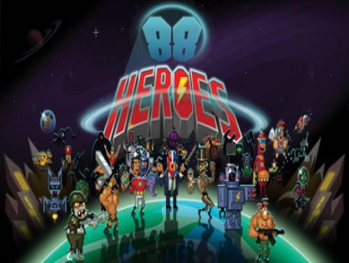 88 Heroes: Trama del Gioco