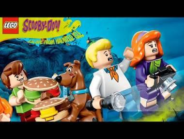 Lego Scooby-Doo: Escape From Haunted Isle: Trama del Gioco