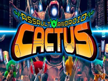 Assault Android Cactus: Trama del Gioco