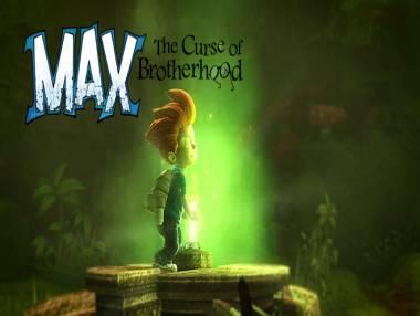 Max: Curse of the Brotherhood: Trama del Gioco