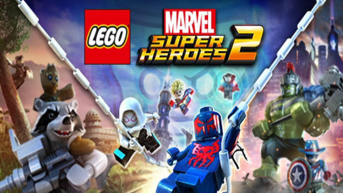 LEGO Marvel Super Heroes 2: Truques do jogo