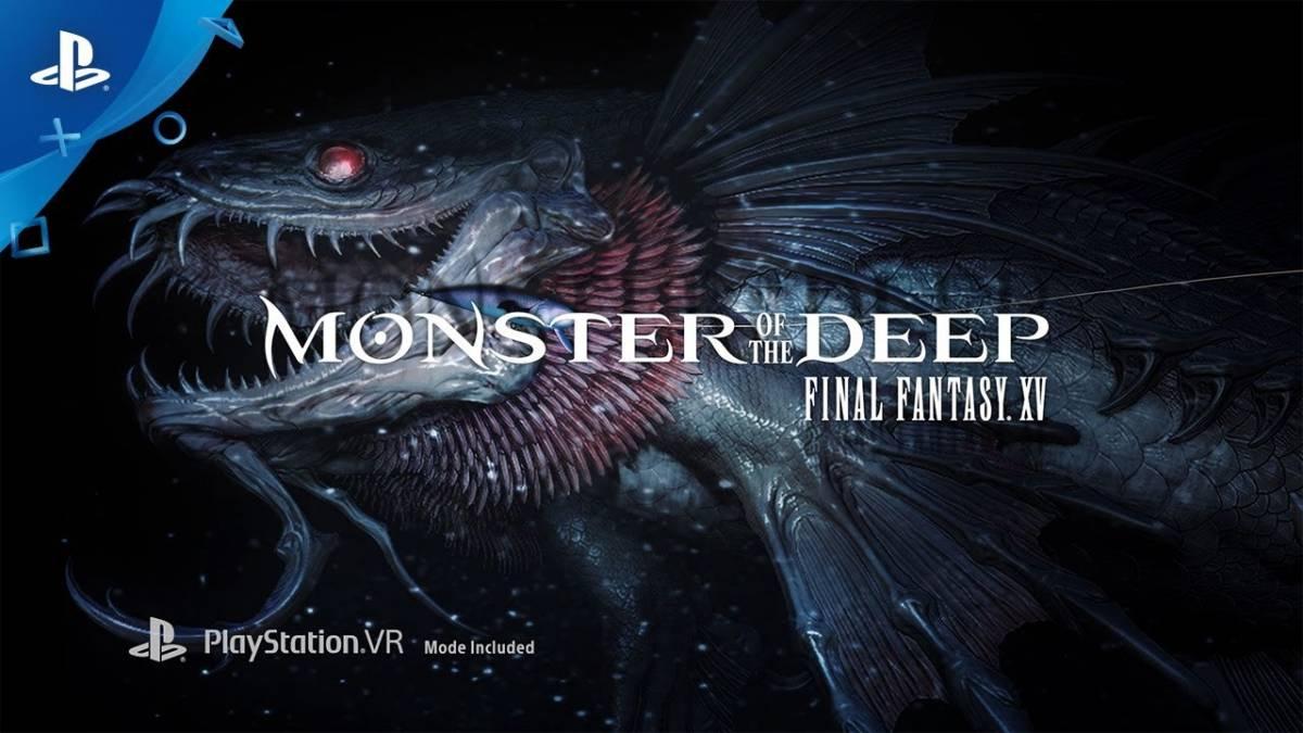 Monster of the Deep: Final Fantasy XV: Trucchi del Gioco