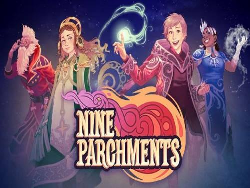 Nine Parchments: Trama del Gioco