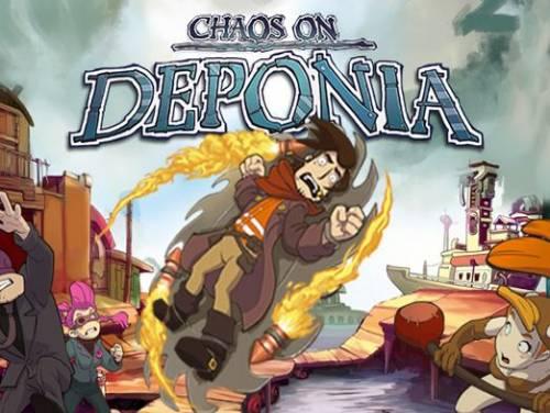 Chaos on Deponia: Trama del Gioco