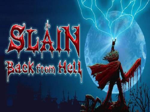 Slain: Back from Hell: Trama del Gioco