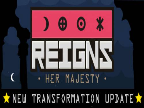 Reigns: Her Majesty: Trama del Gioco