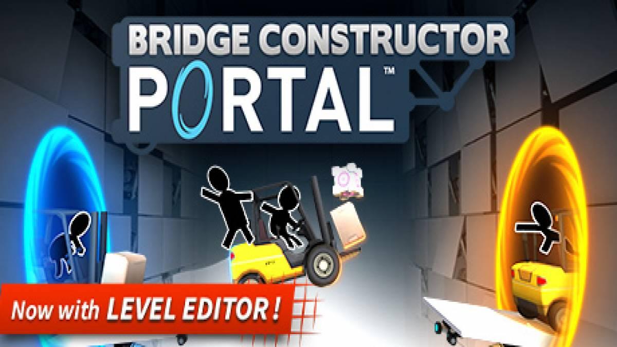 Bridge Constructor Portal: Truques do jogo