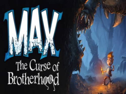 Max: The Curse of Brotherhood: Trama del Gioco