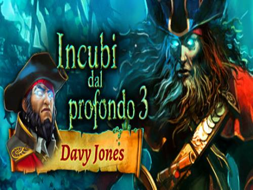 Nightmares from the Deep 3: Davy Jones: Plot of the Game