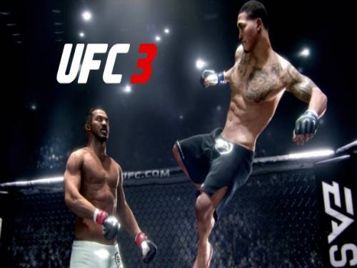 EA Sports UFC 3: Plot of the Game