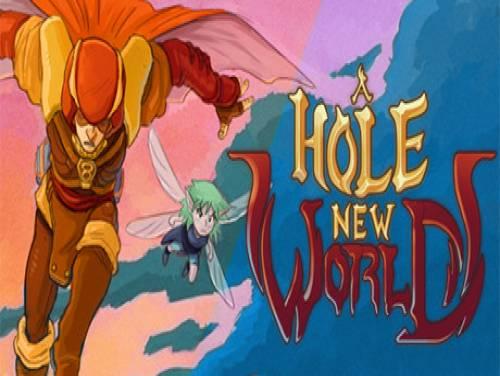 A Hole New World: Parcela do Jogo