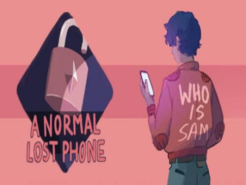 A Normal Lost Phone: Videospiele Grundstück