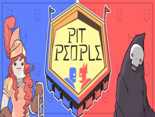 Pit People: Plot of the Game