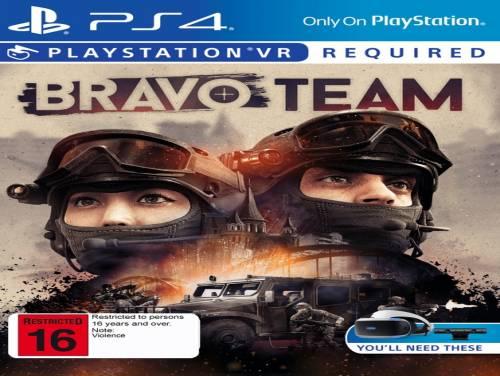 Bravo Team: участок Видеоигра