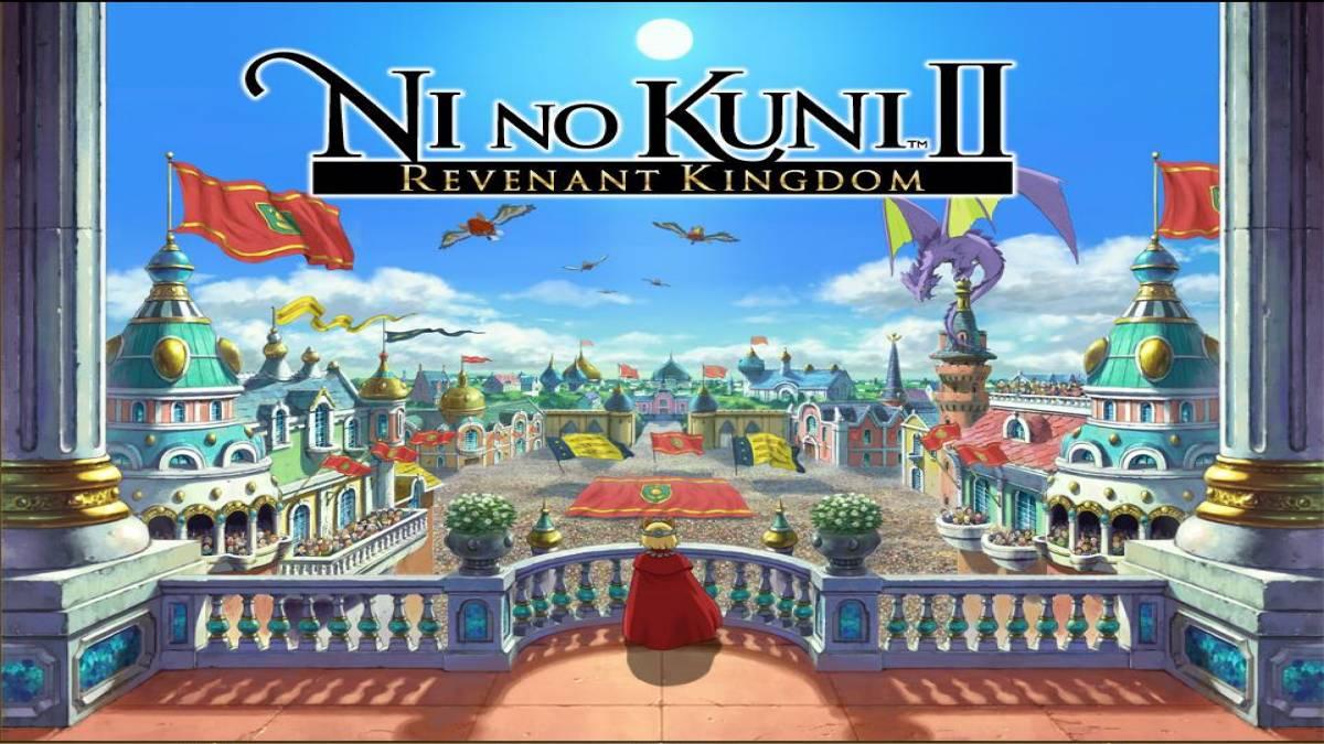Ni No Kuni 2: Revenant Kingdom: