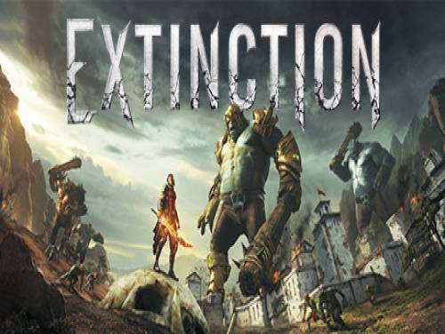Extinction: Plot of the Game