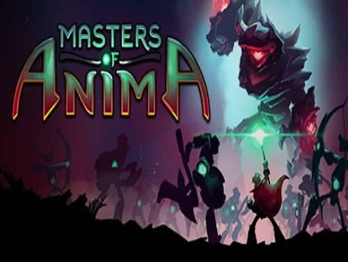 Masters of Anima: Trama del Gioco