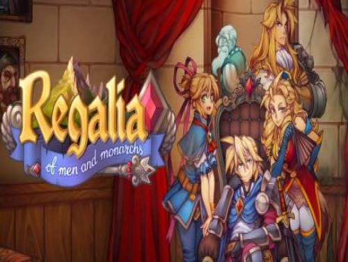 Regalia: Of Men and Monarchs: Trama del Gioco