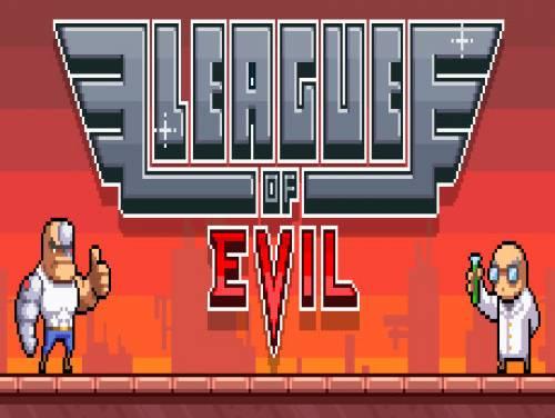 League of Evil: Trama del Gioco