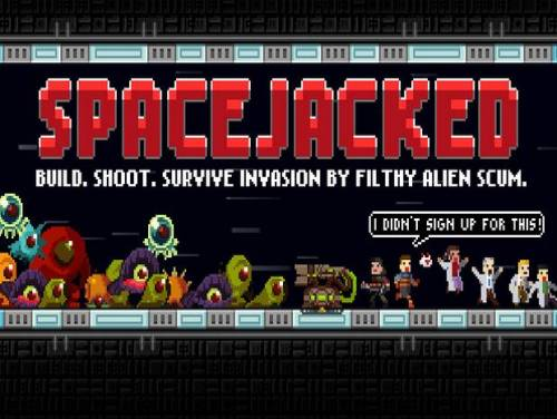 Spacejacked: Trama del Gioco