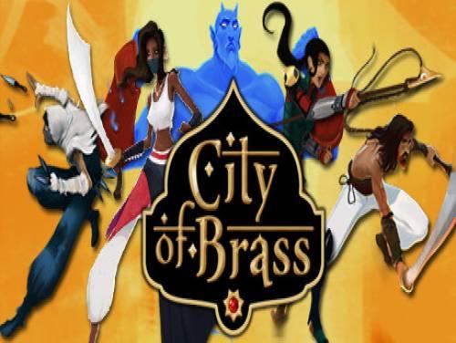 City of Brass: Trama del Gioco