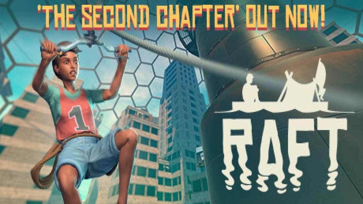 Raft: Trucos del juego