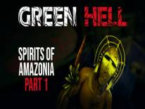 <b>Green Hell</b> cheats and codes (<b>PC</b>)
