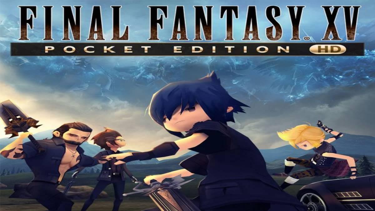 Final Fantasy XV Pocket Edition HD: Truques do jogo