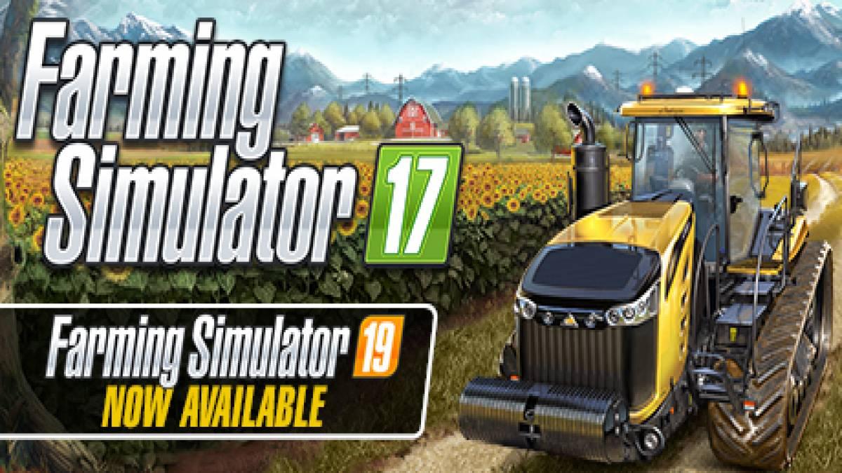 Farming Simulator 17: Trucos del juego