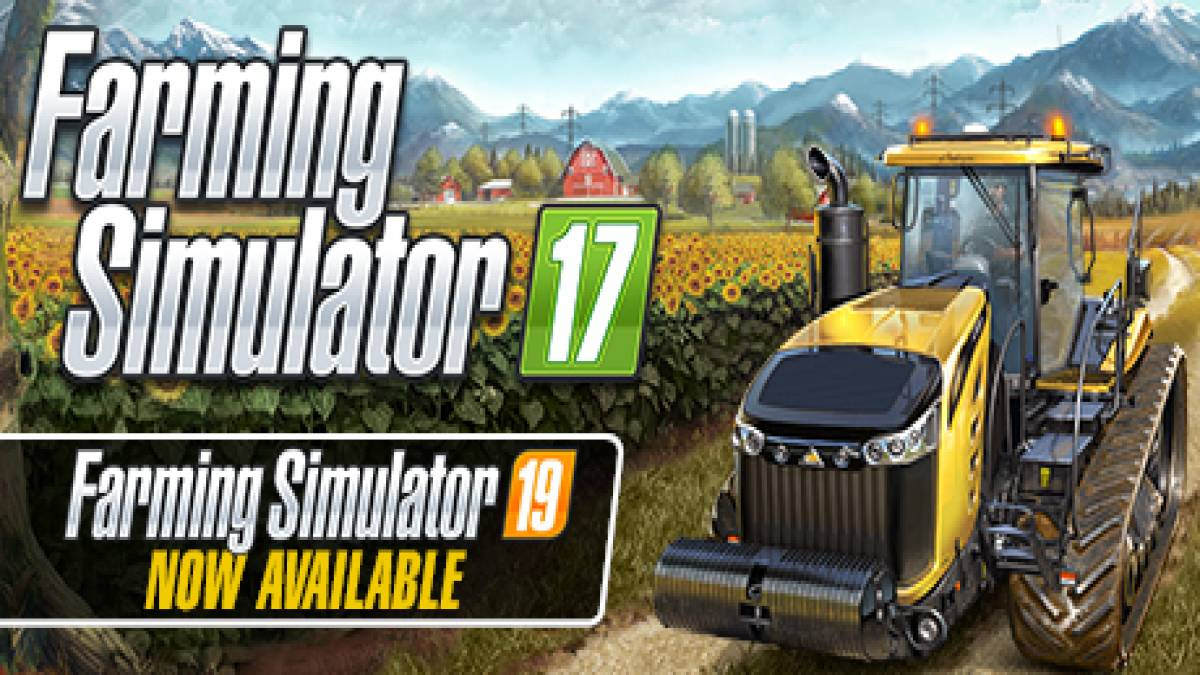 Farming Simulator 17: