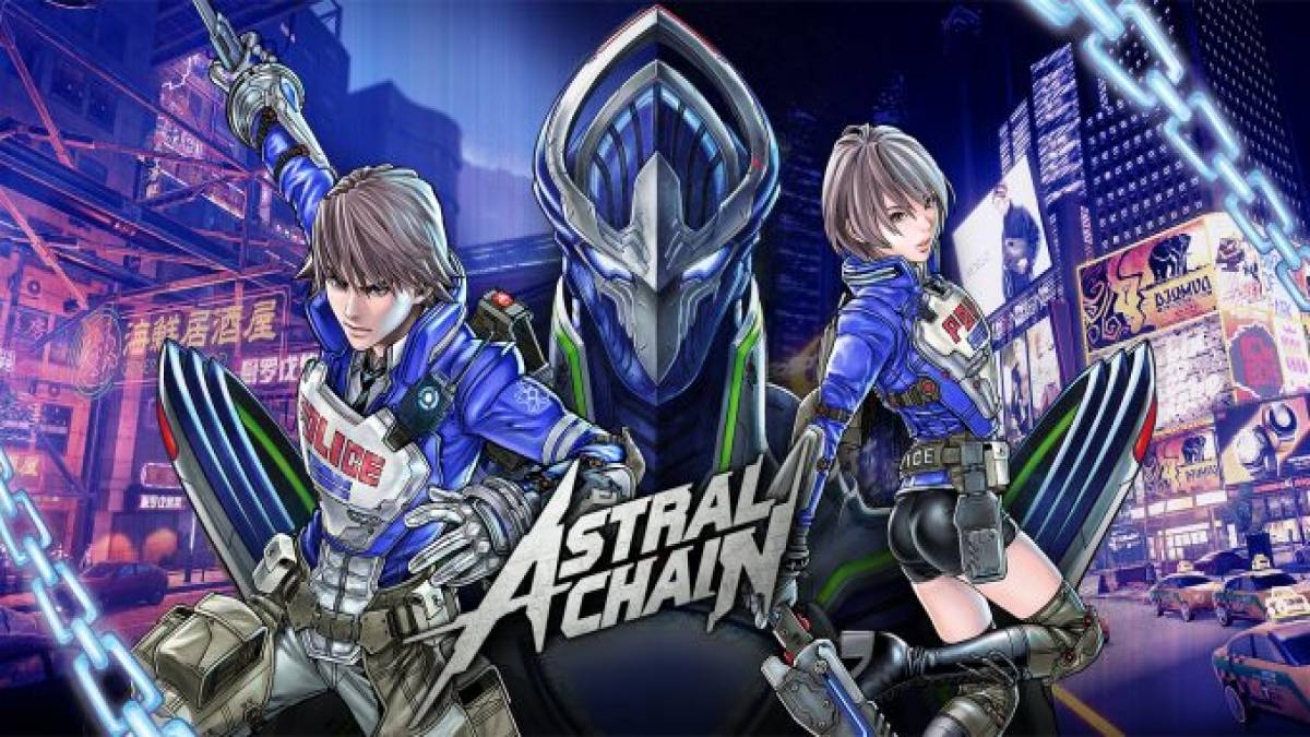 Astral Chain: