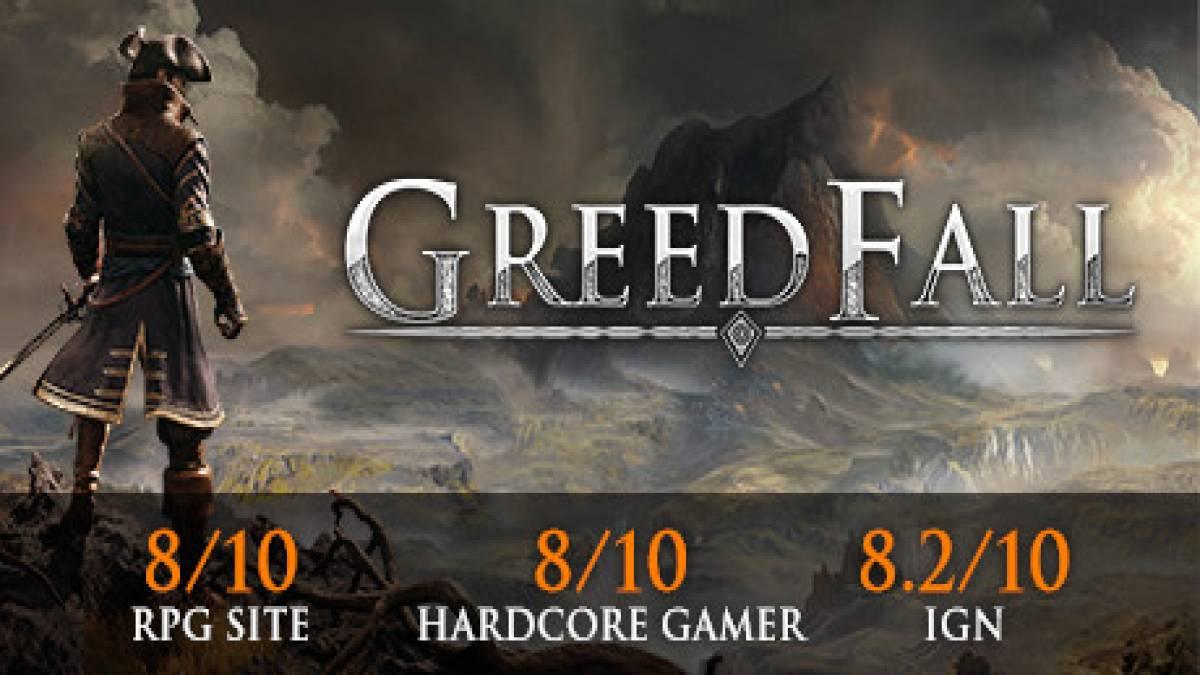 Greedfall: Читы игры