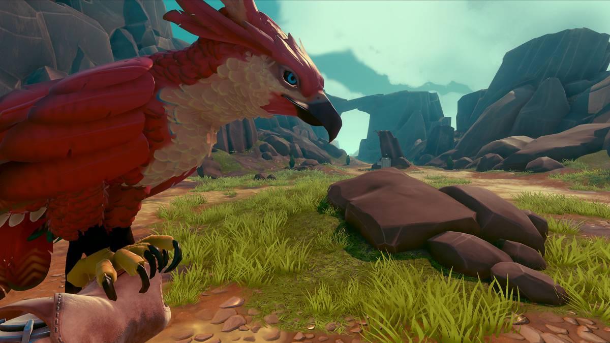 Falcon Age: Trucos del juego