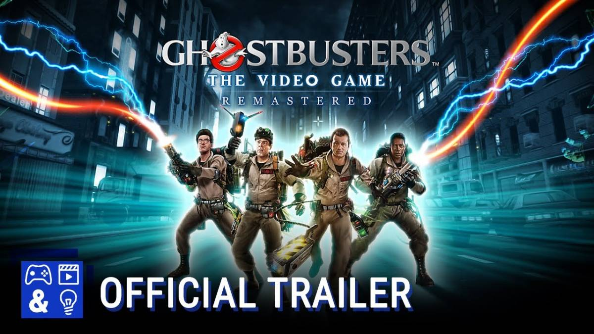 Ghostbusters: The Video Game Remastered: