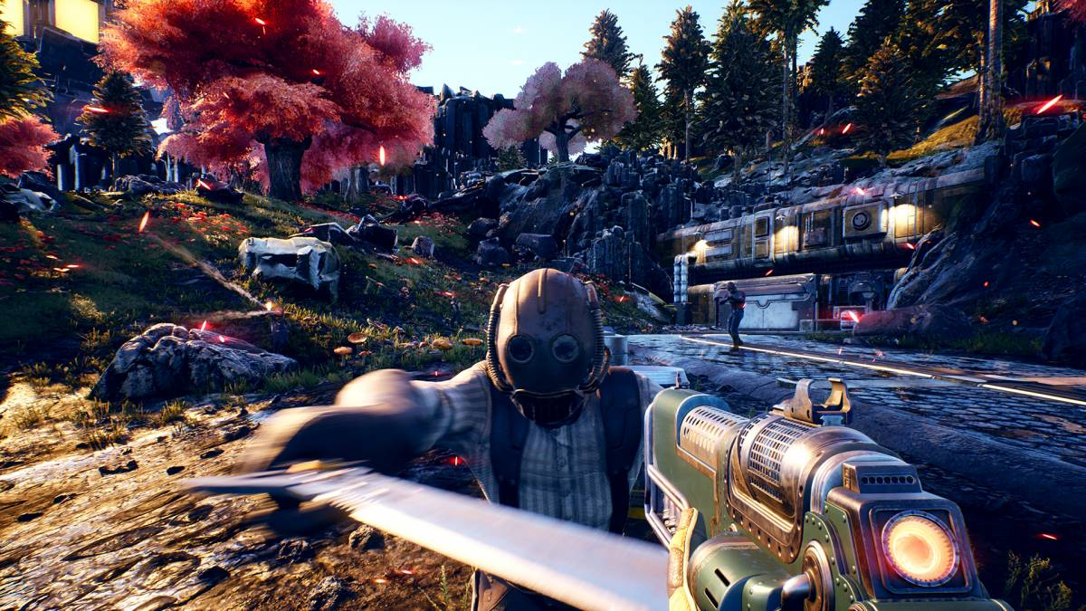 The Outer Worlds: