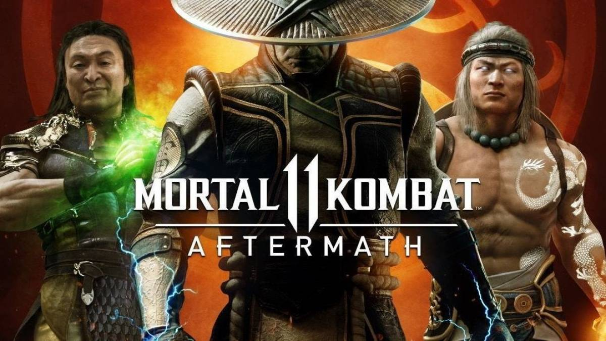 Guía de Mortal Kombat 11: Aftermath